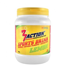 3Action Sports Drink 500gr