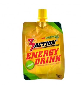 3Action Energy Drink limón 5 +1