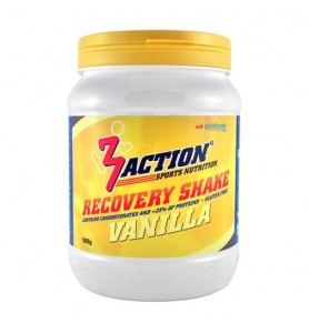 3Action Recovery Shake 500gr