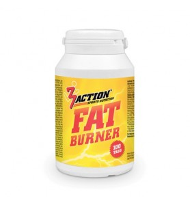 3Action Fatburner 100 pastillas