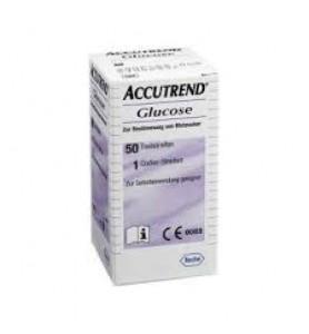 Accutrend tiras reactivas Glucosa