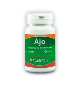 Naturbite Super Garlic (ajo) 6.000 mg