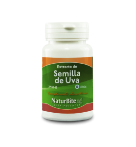 Naturbite Extracto de Semillas de Uva