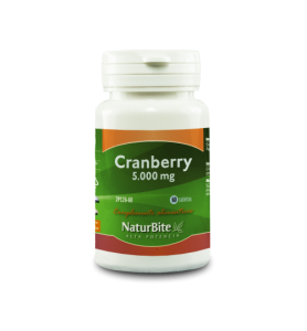NaturBite Cranberry 5.000 mg