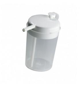 Pajita para vaso Novo Cup 250 unidades