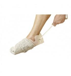 Calzador de calcetines