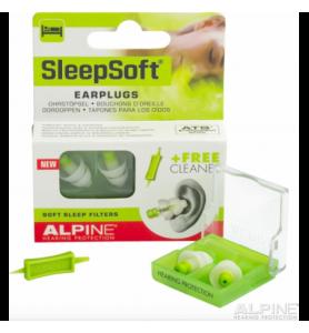 Tapones de oído Alpine SleepSoft