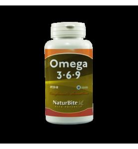 NaturBite Omega 3, 6 y 9
