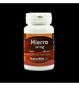 Naturbite Hierro 14 mg