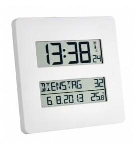 Reloj  radiocontrolado con temperatura