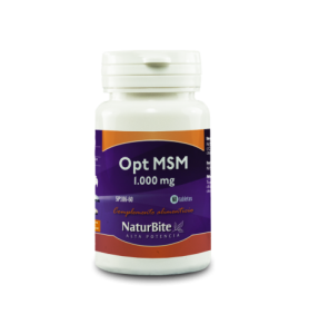Naturbite Opt MSM 1.000 mg
