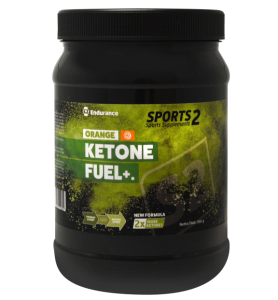 Sports2 bebida ketone Fuel +