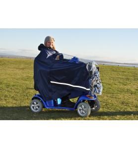 Capa Splash para scooter