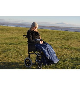Wheely Cosy Splash para silla ruedas