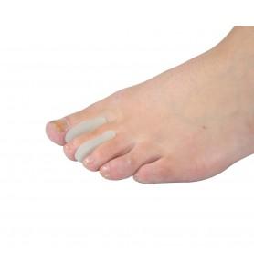 Separador dedos del pie fino