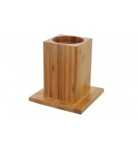Alzas de bambú