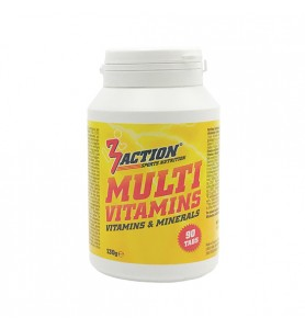 3Action Multivitamines